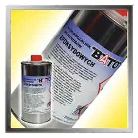Rozcieńczalnik do wyrobów epoksydowych 0,5L