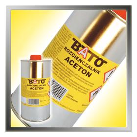 Rozcieńczalnik Aceton 0,5L