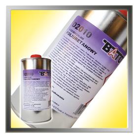 Rozcieńczalnik Poliuretanowy D2010 0,5L
